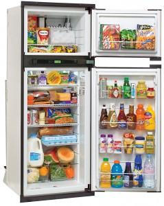 túlzsúfolt hűtő